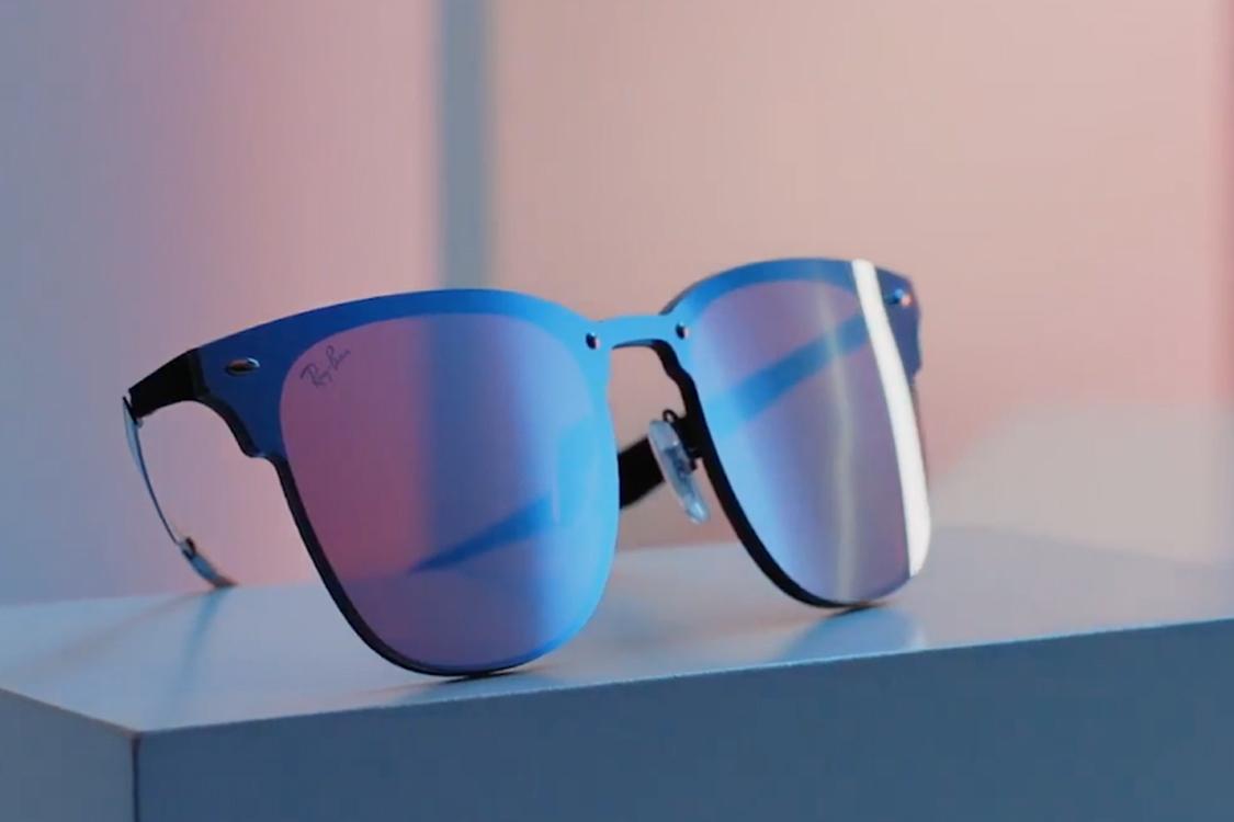f8b99a689 Coleção Ray-Ban Blaze – Chiado Eyeglass Factory