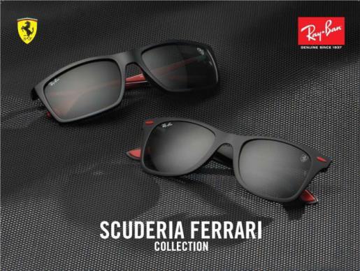c6045763143e6 Óculos Ray-Ban Ferrari à venda na Chiado Eyeglass Factory – Chiado ...