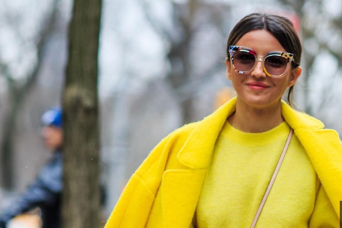 b37f4282e0eeb Tendências de óculos de sol nas semanas de moda – Chiado Eyeglass ...