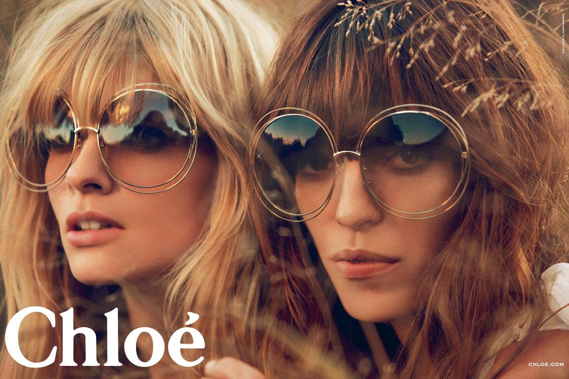 cf309dd52 Os óculos redondos da Chloé – Chiado Eyeglass Factory