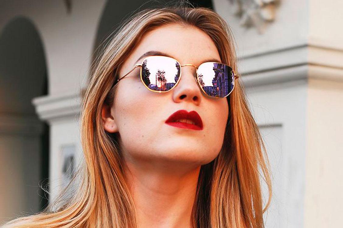 ed4c4115b Os Ray-Ban Hexagonal estão de volta! – Chiado Eyeglass Factory