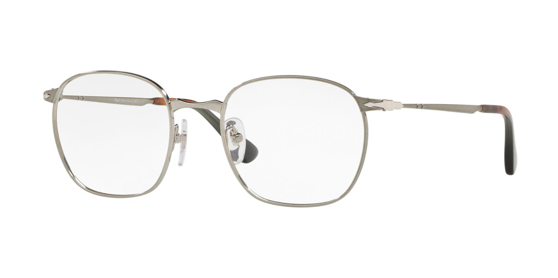 2a06c4a36 Óculos de vista quadrados, produzidos numa gama de tonalidades metálicas. O  perfil fino revela a iconicidade da marca no design, no qual encontramos a  ponte ...