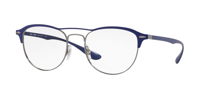 257d0f523 Elegante e refinado, estes óculos de vista, que derivam de uma armação de  sol que combinou pela primeira vez metal-Liteforce, proporciona ao estilo  de vista ...