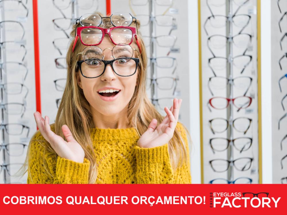 ef0783a97 Não interessa os óculos que escolher: aqui, cobrimos qualquer orçamento!