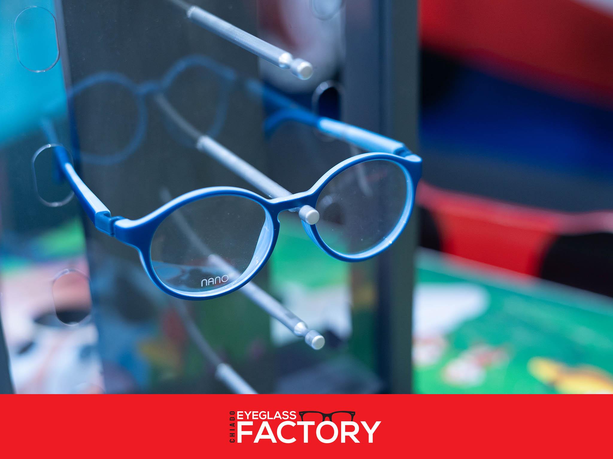 fa46183b5 Só existem vantagens em escolher óculos de criança Nano Vista ...