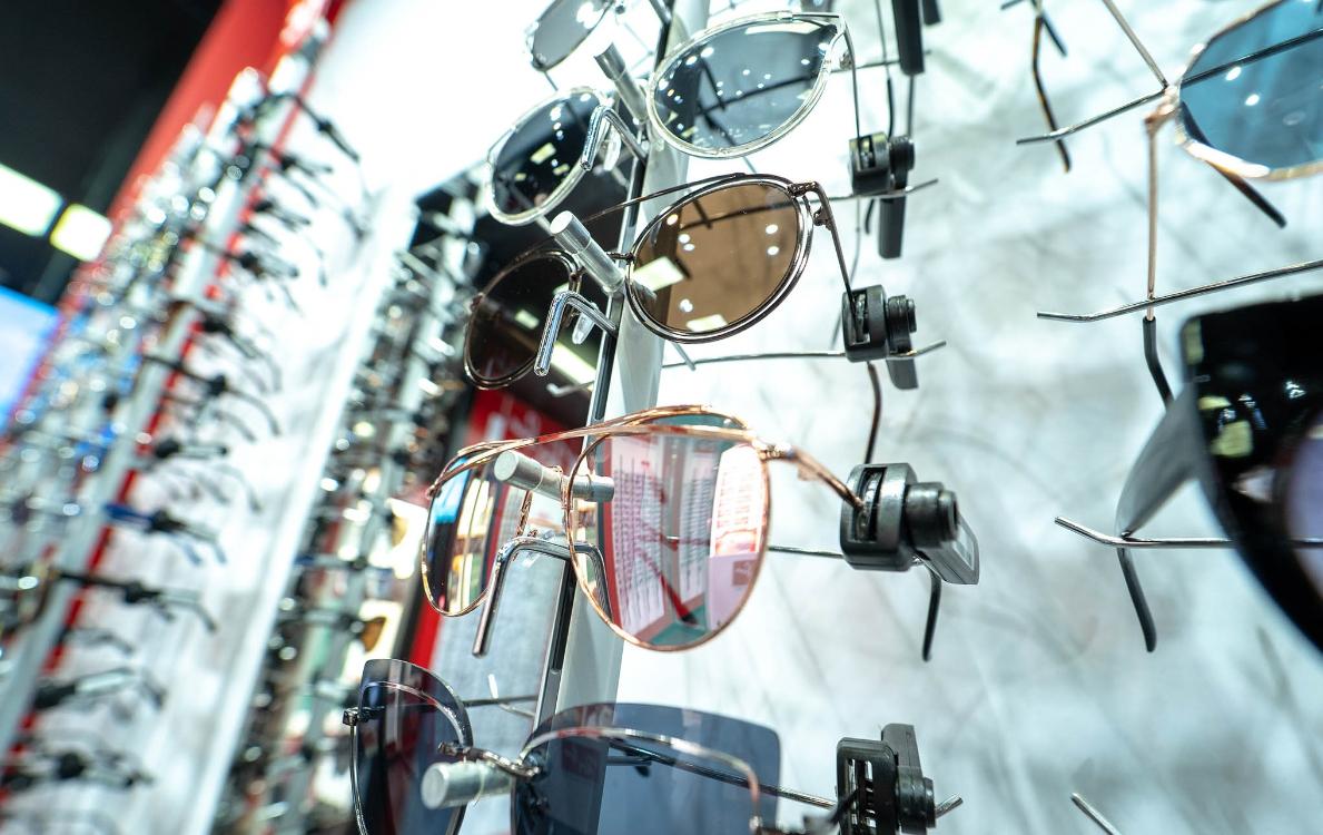 Tenha os seus óculos de sol desde 30 euros!