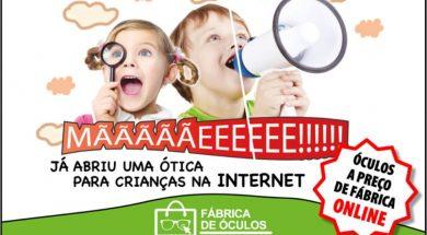 Loja online Crianças