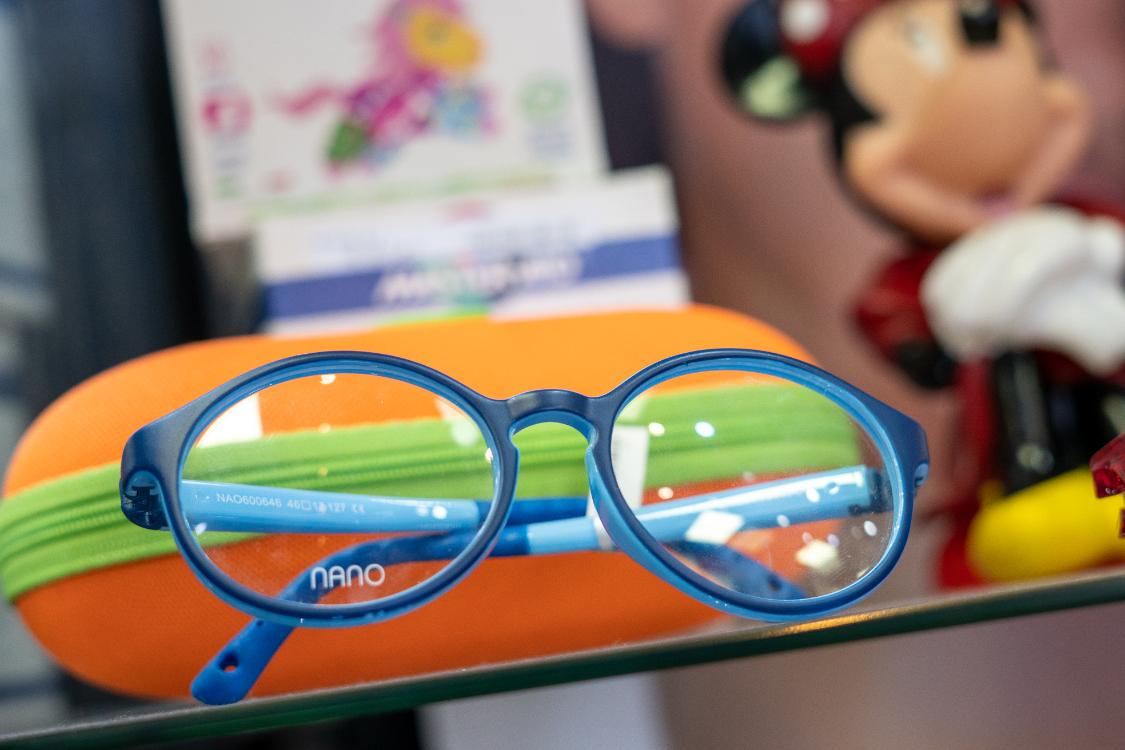 Os óculos Nano Vista estão na moda neste verão!