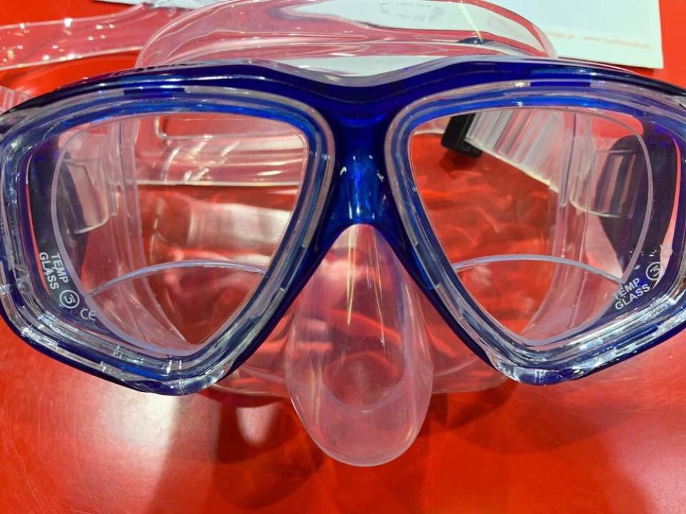 Sabia que é possível graduar óculos desportivos?