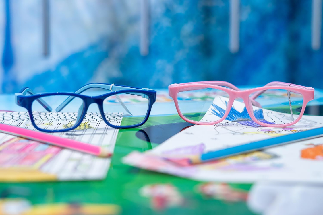 Óculos Nano Vista: acessórios à prova de qualquer criança!
