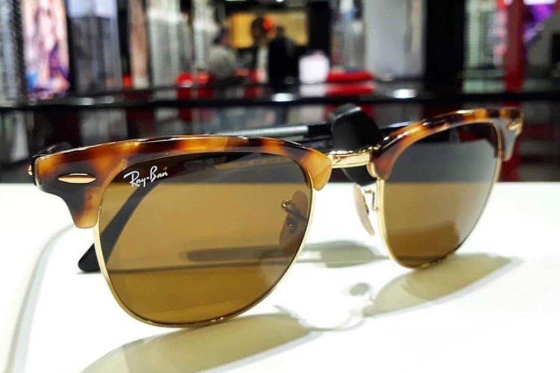 Adquira os seus óculos Ray-Ban na nossa loja online!