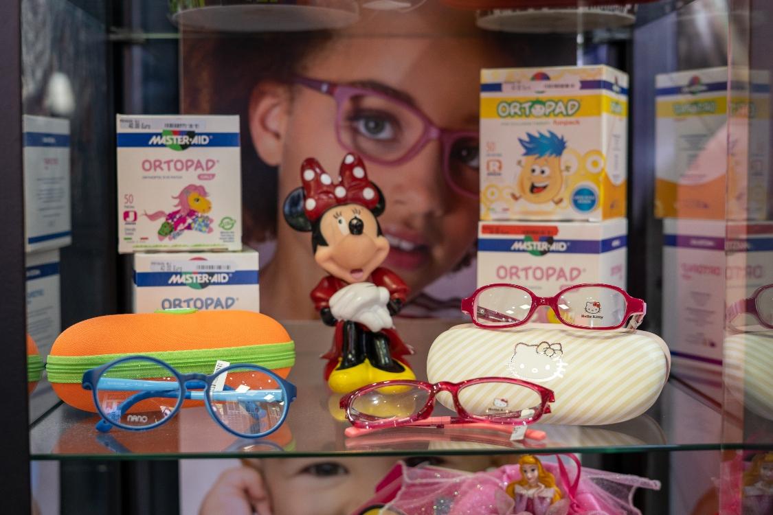 Na nossa ótica infantil, não falta muita variedade em óculos!