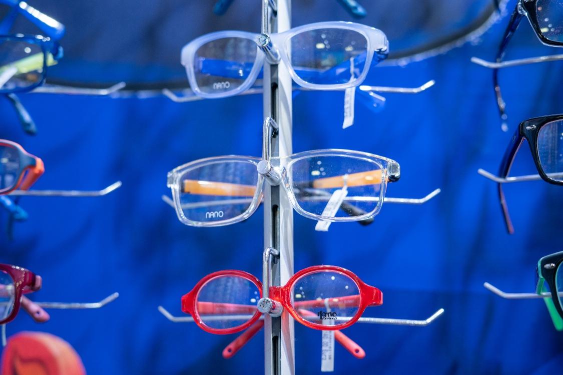 Óculos Nano Vista: muito estilo e alta resistência!