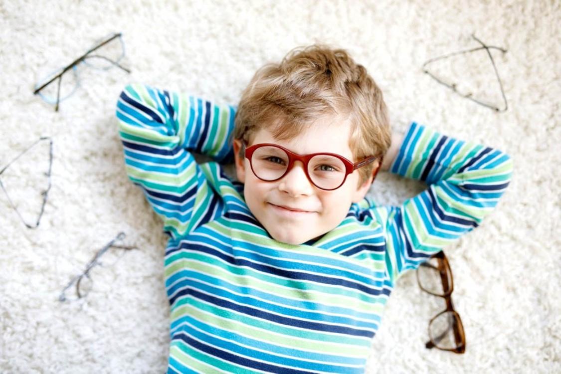 Ótica de criança: porque as nossas consultas gratuitas são tão importantes?