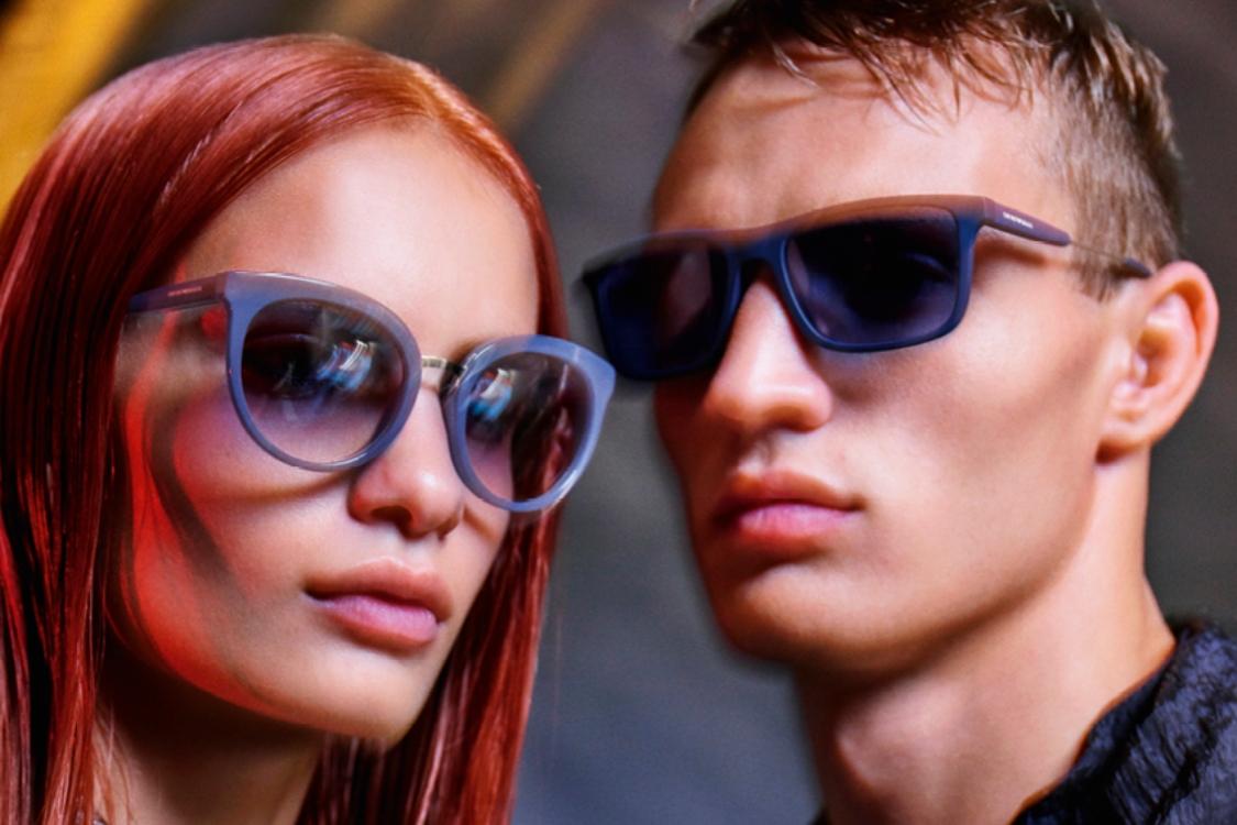 Encare 2021 com uns óculos Emporio Armani… cheios de estilo!