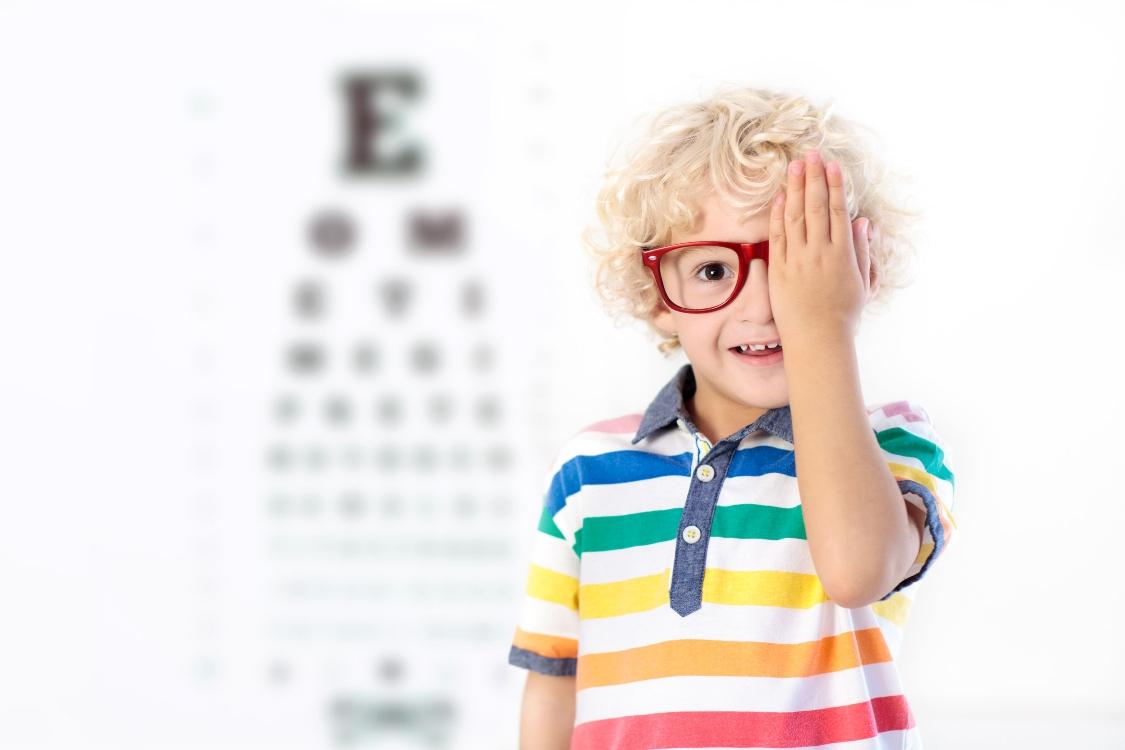 Ótica de criança: como identificar o daltonismo nos mais pequenos?