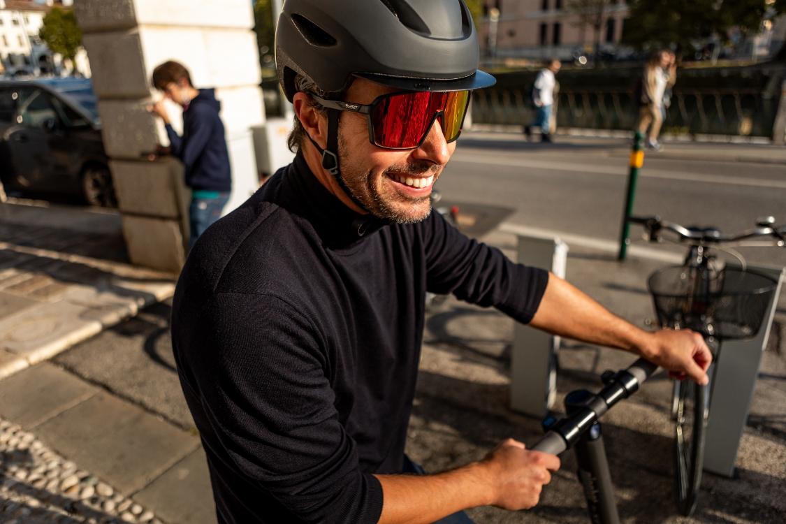 Conheça os fatores para escolher óculos de ciclismo!