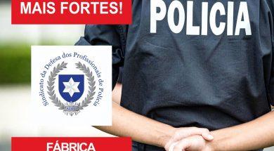 Sindicato da Defesa dos Profissionais de Polícia