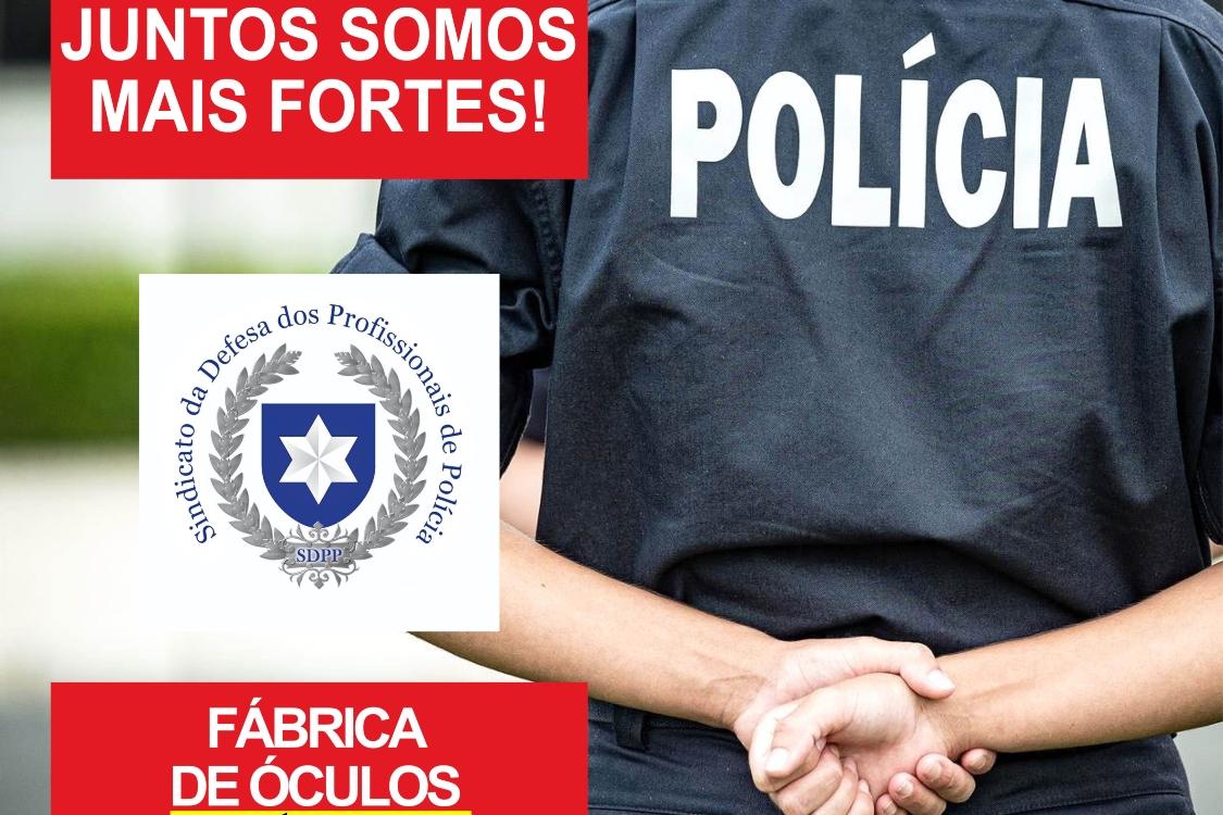 Temos uma nova parceria com o Sindicato da Defesa dos Profissionais de Polícia: conheça as vantagens!